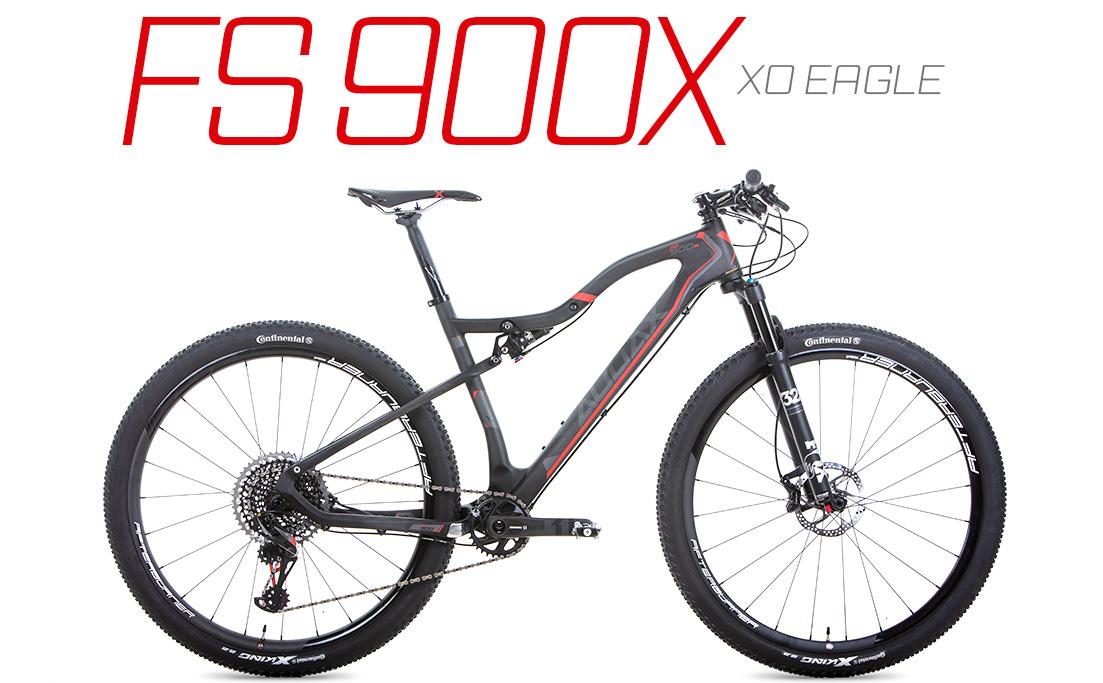 FS 900 XO  Eagle<samll></small>
