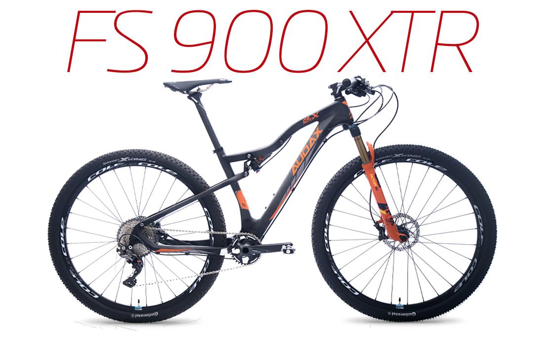 FS 900X - XTR <small> usai </small>