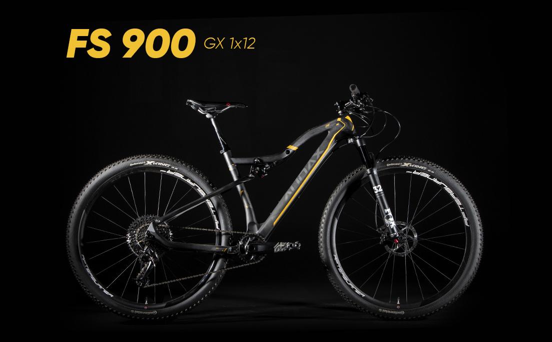 FS 900X - GX  1x12<small> usai </small>